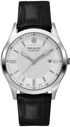 a249be93cf37e Swiss Military Hanowa Lieutenant 06-4182.04.001, Swiss Military Hanowa  Swiss Made Watch