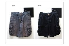 Summer is tough on your clothes...the sun is notorious for fading colour. Restore and refresh with Dye It Black.