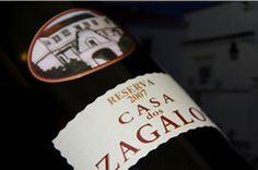 Casa do Zagalo - Esse vocês vão ter que engolir - Saiba mais sobre nomes estranhos de vinhos portugueses em http://viagensecuriosidades.com/nomes-estranhos-de-vinhos-portugueses/ #vinhos