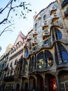 Casa Batlló #Barcelona #Spain #Photography #Gaudí