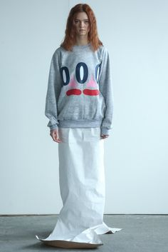RCR Khomenko, Look #12 #skirt