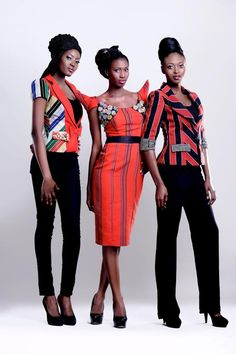 GM4FM est une marque de luxe nigériane créée par la designer Gogo Majin. Le label propose des vêtements et accessoires inspirés de l'Afrique, qui suivent les grandes tendandes en matière de mode grâce à ses coupes modernes. L'originalité de son travail réside dans l'utilisation de matières fines et un mixte bien réussi entre elles. A ...