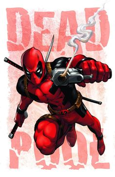 Deadpool by Mike S. Miller