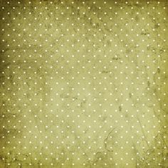 Distressed Polka Dots Background