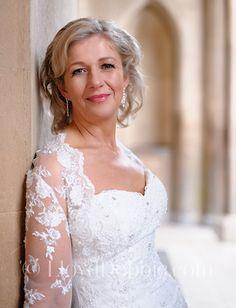 Glowing Mature Bride Makeup Surrey