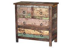 Marita 4-Drawer Cabinet