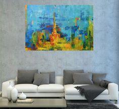 Soyut Resim / Abstract Painting by Pınar Akbaba   #artwork #studio #sanat…