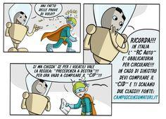 Incidente in volo per Mister 2.0...dovrà fare il CID o il...CIP?!  #rcauto #assicurazioni #campusconsumatori