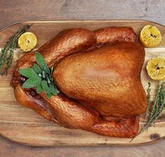 Brining a Whole Turkey   Canadian Turkey