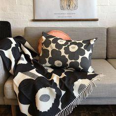 Marimekko, Scandinavian Design, Finland, Design Projects, Home Accessories, Sofas, Cushions, Throw Pillows, Wool