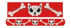 Cat Skull Bracelet