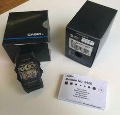 Casio Collection Chronograph, Digitaluhr kaufen auf ricardo.ch Casio, Chronograph, Cards Against Humanity, Collection, Digital Watch