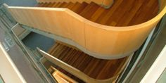 Sammon Woodcraft supplied the timber for cladding the exterior of the Elm Park buildings and also fitted out certain aspects of the interiors including apartments and staircases. Staircases, Cladding, Wood Crafts, Apartments, Buildings, Exterior, Park, Chair, Furniture