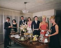 How to Throw a '60s-style 'Mad Men' Party