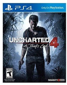 Uncharted A Thief's End is an action-adventure video game developed by Naughty Dog and published by Sony Computer Entertainment. It is the fourth main entry in the Uncharted series, and was released in May 2016 for PlayStation Nathan Drake, Playstation Games, Playstation Consoles, Ps4 Games, Playstation 4 Uncharted, Uncharted A Thief's End, Uncharted Series, Dragon Age Inquisition, Xbox One
