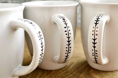 DIY Sharpie Mugs - Evermine Blog