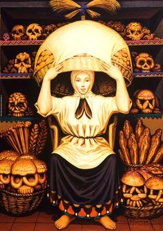 Sólo el 10% de la gente puede encontrar las 9 caras ocultas en esta pintura. ¿Cuántas ves?