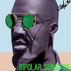 Dibujo digital: bipolar sunshine  Digital drawing: Bipolar sunshine