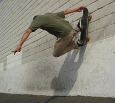 skate wall