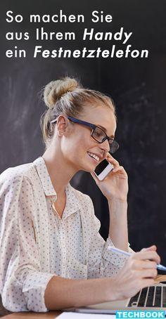 Ist das Smartphone veraltet oder defekt, kann über eine alternative Nutzung nachgedacht werden. Über eine App mit dem Heimatnetzwerk verbunden, dient das Gerät fortan als Festnetztelefon.