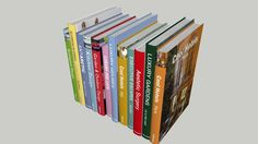 books color - 3D Warehouse