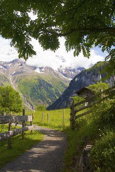 Gimmelwald, Berne, Switzerland