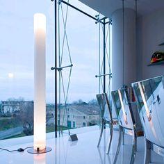 Vloerlampen   Flos   Stylos F6310004   Lightmatters