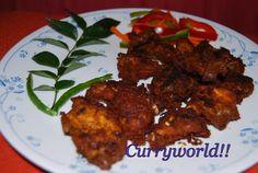 Chicken fry Trivandrum style