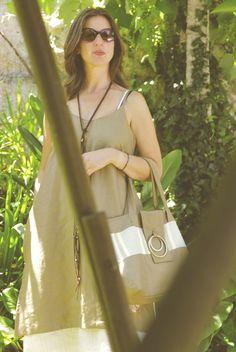 UV006  Tamanho | Size: M/L  Descrição | Description: Vestido duplo em linho | Double linen dress  Composição | Composition: 100% Linho | 100% Linen  Preço | Price: 85€