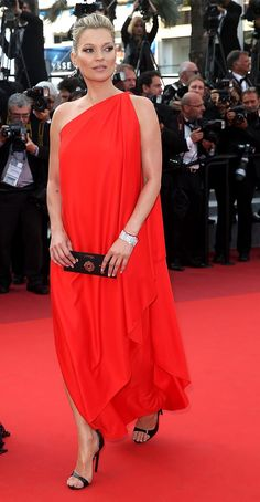 Kate Moss - the 2016 Cannes Red Carpet's Best-Dressed Celebrities