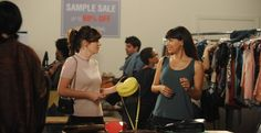 Tonight on 'New Girl' season 4, episode 10: Jess and Cece get in a girl fight