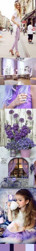 Colour Inspiration Lovely Lavender