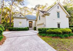 Breathtaking Hilton Head Vacation Home in Sea Pines w/ Private Pool! Girls Getaway, Weekends Away, Vacation Rentals, Home And Away, Swimming Pools, Traveling, House Design, Cabin, Sea