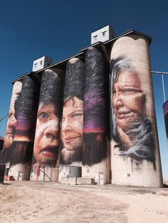 Regional galleries have been revitalised with newly adventurous programming and the most urban of forms: street art has taken off. Amazing Street Art, 3d Street Art, Street Art Graffiti, Graffiti Artists, Outback Australia, Australia Travel, Western Australia, South Australia, Great Barrier Reef