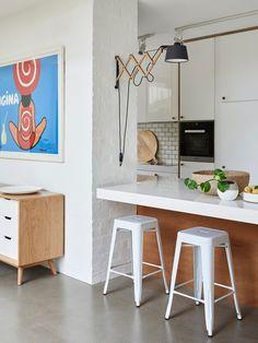 Une maison design aménagée comme un loft | Madame Décore