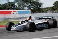 1980 Brabham BT49 - Ford (Hector Rebaque)