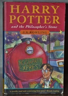 b3a0be8c8 Your Old Harry Potter Book Could Be Worth Thousands - Simplemost Book 1,  Book Club
