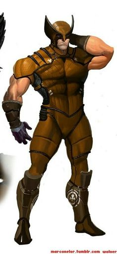 Alpha Flight- Wolverine