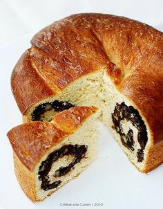 Gubana: Sweet Italian Easter Bread by Citrus and Candy, via Flickr