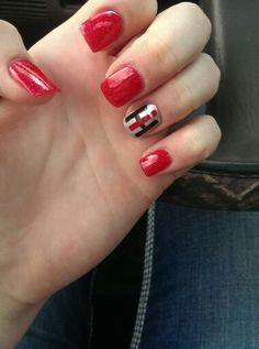 IH inspired nails