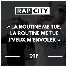 #punchline #dtf #rap #rapfrancais #citation Rap City, Cold Brew Coffee Maker, Coffee Lover Gifts, How To Make Tea, Parent Gifts, Everyone Knows, Some Words, Music Quotes, Messages