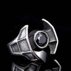 Darth Vader TIE fighter ring