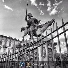 """""""il cielo è il limite"""" #Torino vista da imgioggiolo per #inTO"""