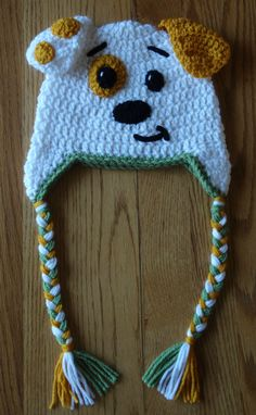 Bubble Puppy Inspired Hat