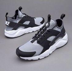 the latest c1903 906b8 NEW Nike Air Huarache Run Ultra SE Mens Black Weave 875841 008 Trainers  Sneakers   eBay