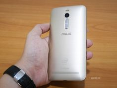 Love the design of the ZenFone 2, and the gold colour