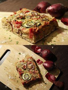 Johanna macht Pizza aus Brotbackmischung. Was für eine tolle Idee! Klingt extrem lecker und hört sich noch dazu sehr einfach an!