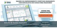 Inédito no Brasil: planejamento financeiro diário com especialista CONSULTORIA DIÁRIA 100% ONLINE. ACESSO ILIMITADO A ESPECIALISTAS (análises da saúde financeira e econômica da sua empresa, comparativos real x previsto, análise do fluxo de caixa, apuração de resultados).  Consulte-nos pelo Whatsapp: 24 99205-8441