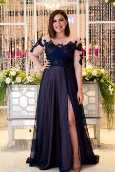Blue dress❤ Plus Size Gowns, Evening Dresses Plus Size, Long Evening Gowns, Quince Dresses, 15 Dresses, Fashion Dresses, Formal Dresses, Best Celebrity Dresses, Bridesmaid Dresses Plus Size
