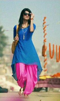 Kurta Punjabi Style